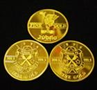 金のコイン・メダル